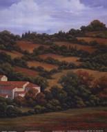 Italian Countryside II  Fine Art Print