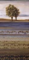 Desert Palms II Art