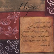Words to Live By - Hope Art