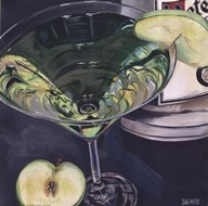 Martini - Apple Art