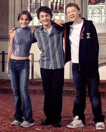 emma watson daniel radcliffe and rupert. Emma Watson, Daniel Radcliffe