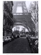 Street View of &quot;La Tour Eiffel&quot;