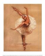 Ballerina I  Fine Art Print