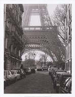 Street View of La Tour Eiffel