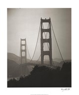 Golden Gate Bridge I Art