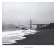 Golden Gate Bridge II  Giclee