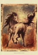 Wild Horses II Art
