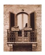 Italian Moments I  Fine Art Print