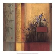Terrazzo Garden  Fine Art Print