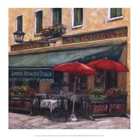 Table for Two  Fine Art Print