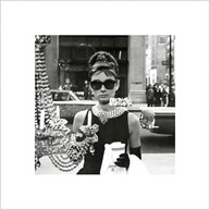 Audrey Hepburn – Window  Fine Art Print