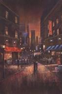 Blues Club  Fine Art Print
