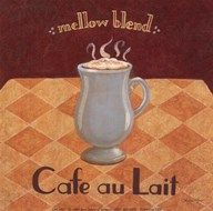 Cafe au Lait Art