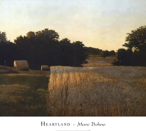 Framed Heartland Print