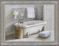 Refreshing Bath II  Fine Art Print