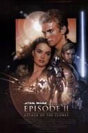 Star Wars - Episode II  Wall Poster