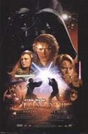 Star Wars - Episode III  Wall Poster