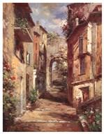 Tuscan Village Art