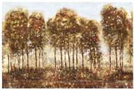 Treelandscape II  Fine Art Print