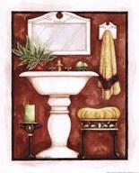 Sienna II  Fine Art Print