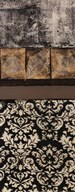 Nature&#39;s Damask Panel I