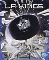 2008 Los Angeles Kings Team Logo Art