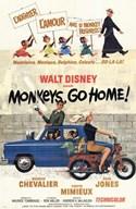 Monkeys Go Home  Fine Art Print