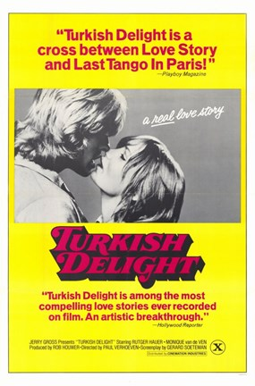Framed Turkish Delight Print