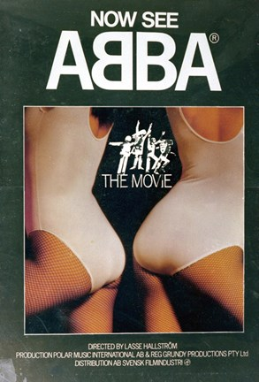 Framed Abba: The Movie - now see Print