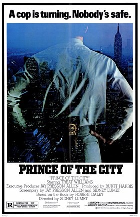 Framed Prince of the City Print