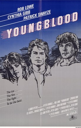 Framed Youngblood Print