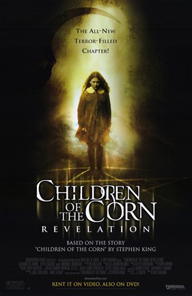 Framed Children of the Corn: Revelation Print