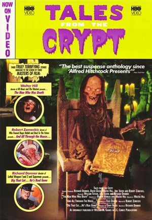 Framed Tales From the Crypt Print