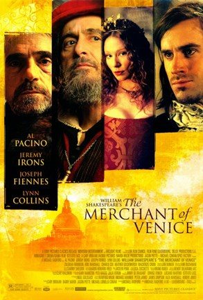 Framed Merchant of Venice Print