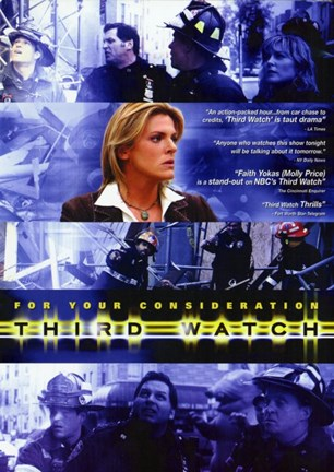 Framed Third Watch - for your consideration Print
