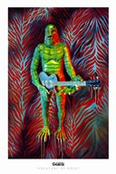 Creature of Rock  Fine Art Print