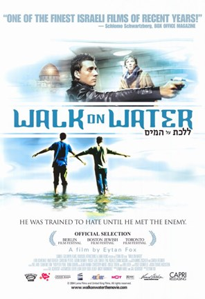 Framed Walk On Water Movie Poster Print