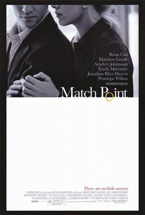 Framed Match Point Print