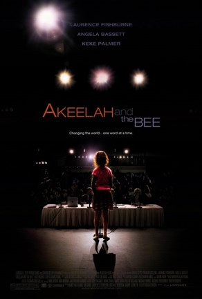 Framed Akeelah and the Bee Print