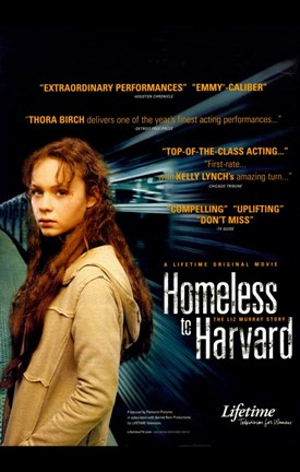 Framed Homeless to Harvard: The Liz Murray Story Print