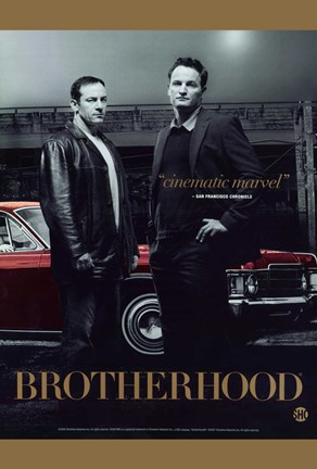 Framed Brotherhood (TV) Print