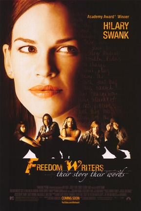 Framed Freedom Writers Print