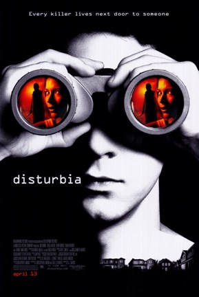 Framed Disturbia Print