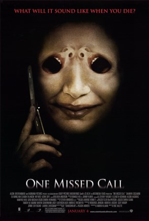 Framed One Missed Call Print