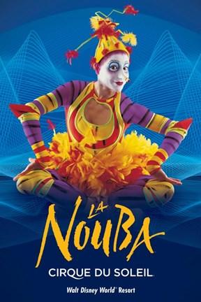 Cirque Du Soleil La Nouba C 1998 Fine Art Print By