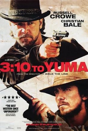 Framed 3:10 to Yuma Print