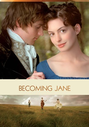 Framed Becoming Jane Poster Print