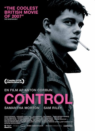 Framed Control British Movie 2007 Print
