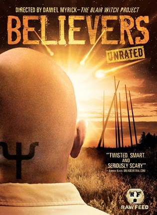 Framed Believers - unrated Print
