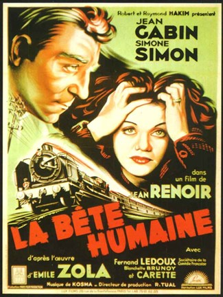 Framed Judas Was a Woman Movie French Print